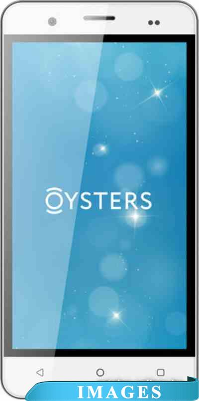 Oysters Pacific 4G Silver