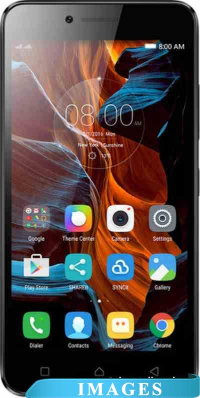 Lenovo Vibe K5 Plus Graphite Gray A6020
