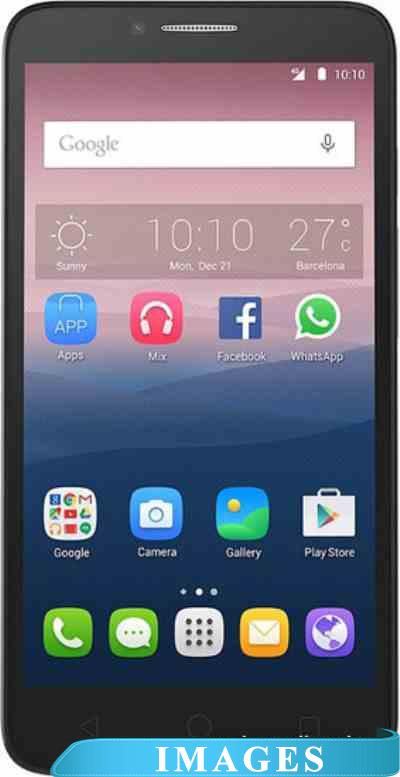 Alcatel One Touch POP 3 Silver 5054D