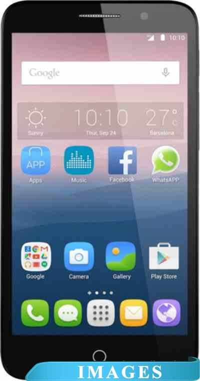 Alcatel One Touch POP 3 (5) White 5015D