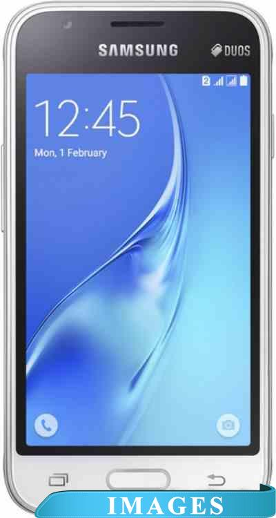 Samsung Galaxy J1 mini White J105H