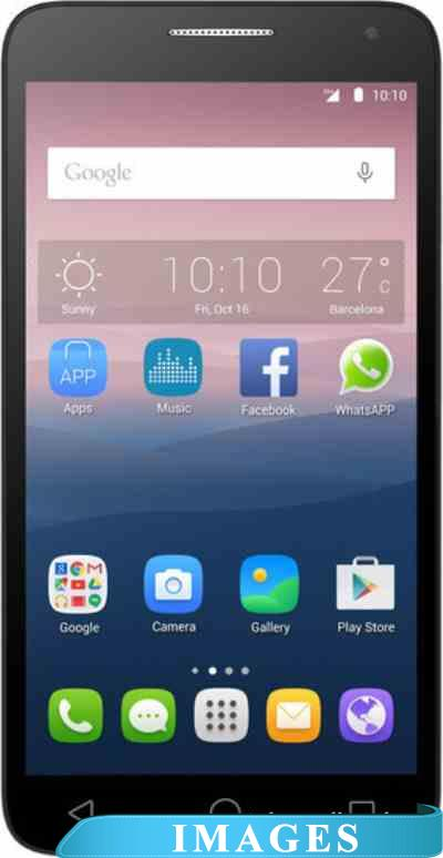 Alcatel One Touch POP 3 Gold 5025D