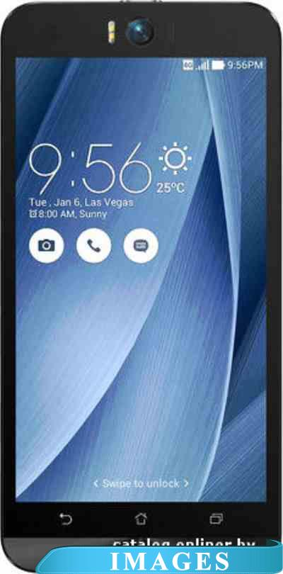 ASUS ZenFone Selfie 16GB (ZD551KL) Illusion Polygon Blue