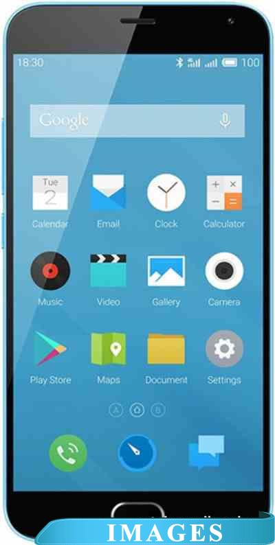 MEIZU M2 Note 32GB Blue