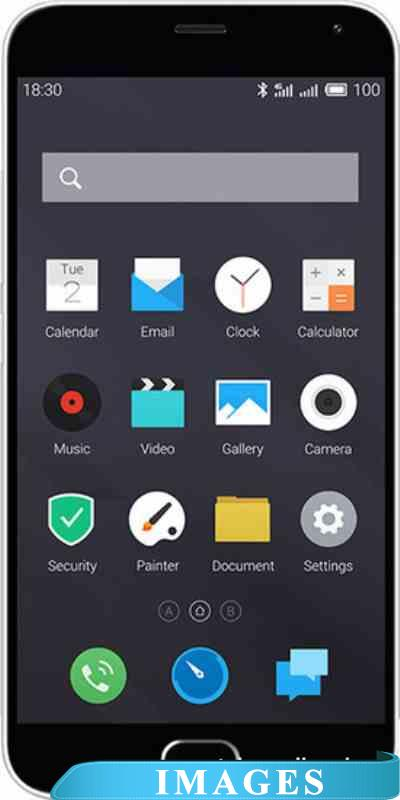 MEIZU M2 Note 16GB Gray