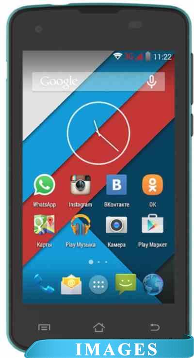 Highscreen Spark 2 Blue