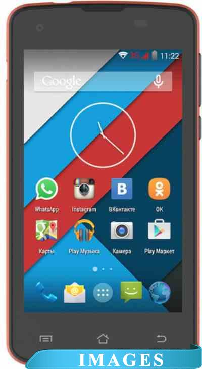 Highscreen Spark 2 Orange