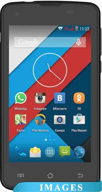 Highscreen Spark 2 Black