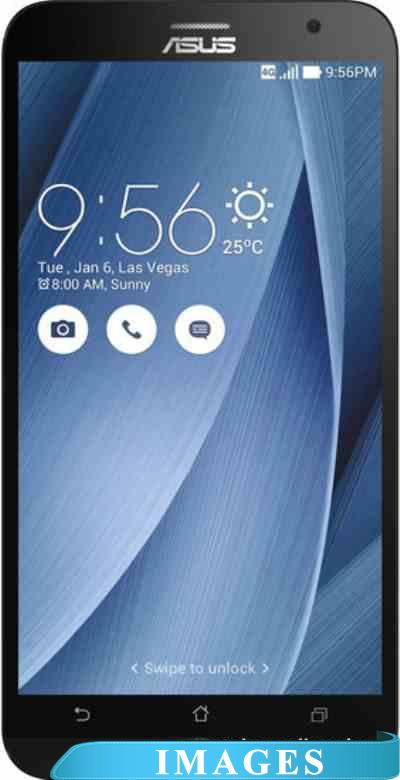 ASUS ZenFone 2 Gray (1800GHz/4GB/16GB) ZE551ML
