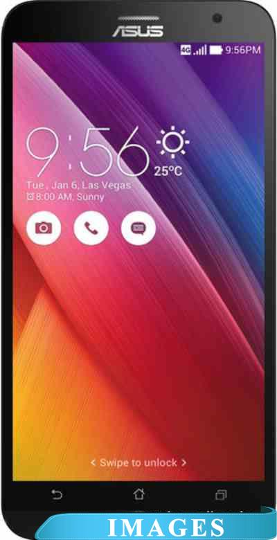 ASUS ZenFone 2 Black (1800GHz/4GB/16GB) ZE551ML