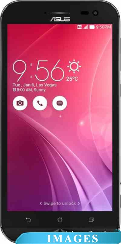 ASUS ZenFone Zoom 64GB Black ZX551ML