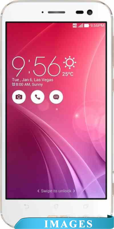 ASUS ZenFone Zoom 32GB White ZX551ML