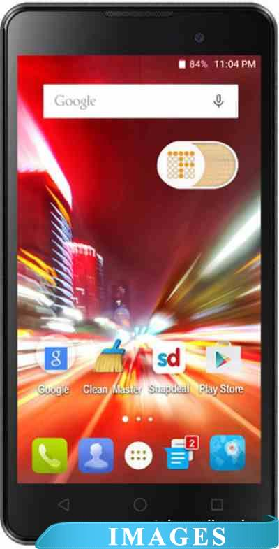 Micromax Canvas Magnus Black Q334