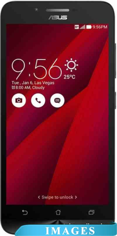 ASUS ZenFone Go 16GB (ZC500TG) Red