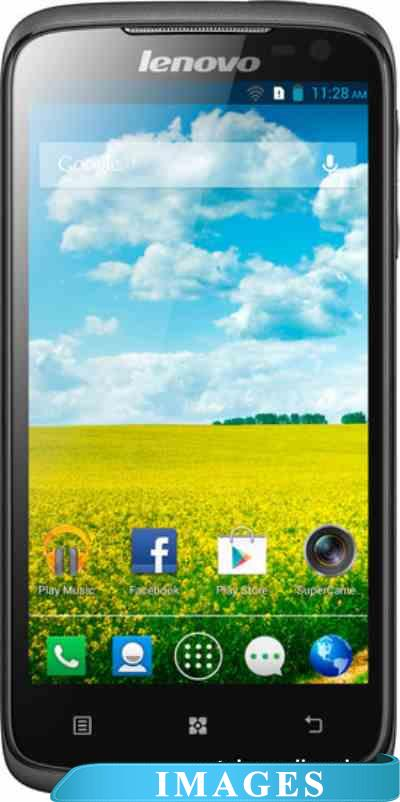 Lenovo S820 4GB Gray