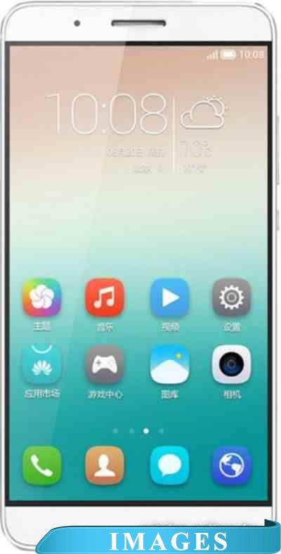 Huawei ShotX 16GB White