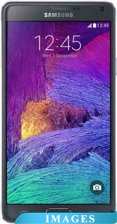 Samsung Galaxy Note 4 Charcoal Black N910C