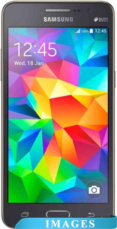 Samsung Galaxy Grand Prime VE Duos Black G531H/DS