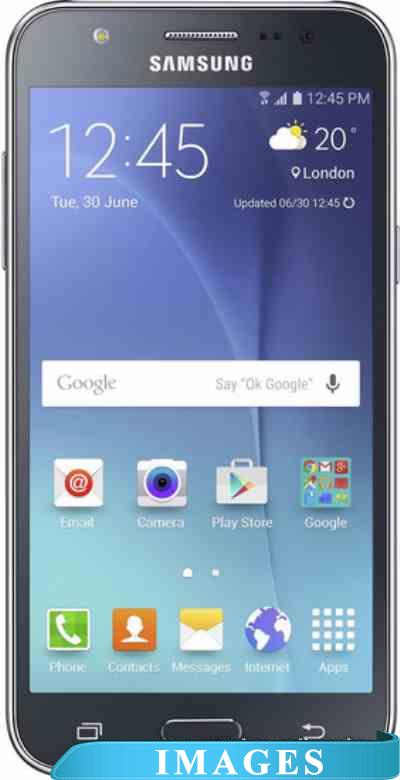 Samsung Galaxy J5 Black J500H/DS