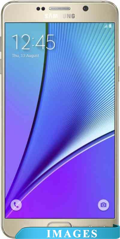 Samsung Galaxy Note 5 32GB Gold Platinum N920