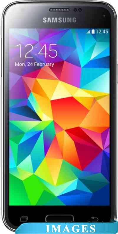 Samsung Galaxy S5 mini Electric Blue G800F
