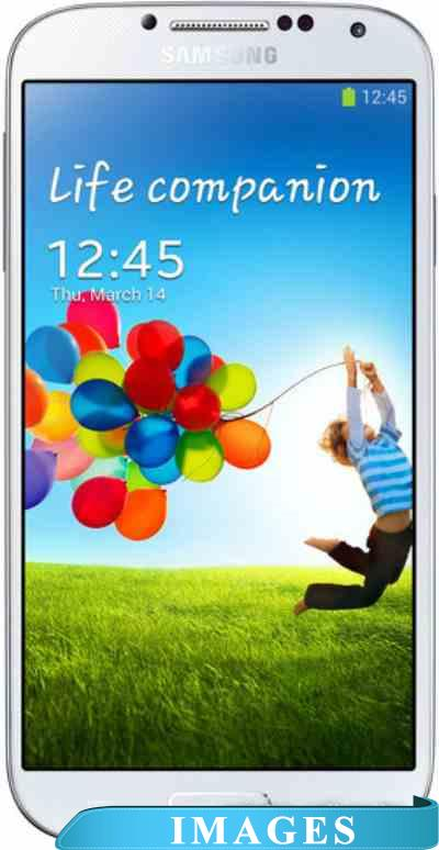 Samsung Galaxy S4 16GB White Frost i9500