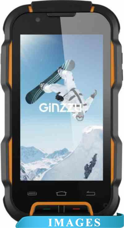 Ginzzu RS9 Dual Orange