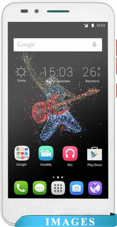 Alcatel One Touch Go Play White/Orange 7048X