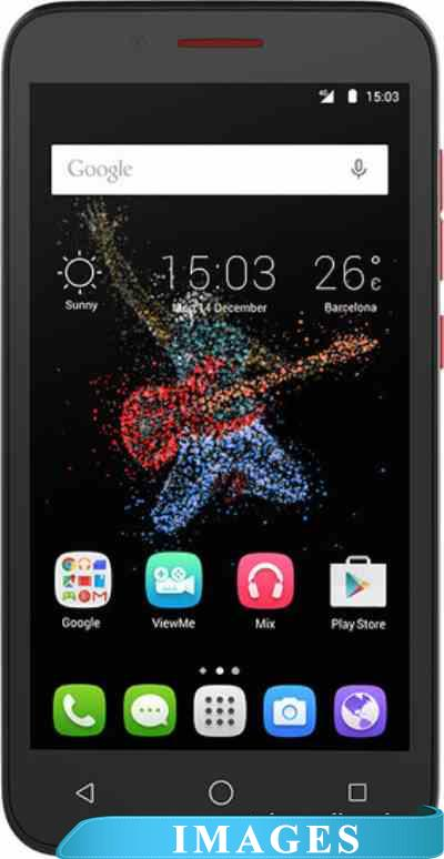 Alcatel One Touch Go Play Black/Red 7048X