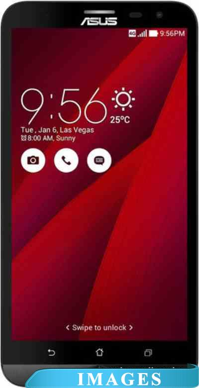 ASUS ZenFone 2 Laser 16GB Sheer Gold ZE601KL
