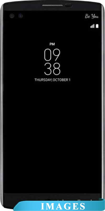LG V10 64GB Black Leather H961N