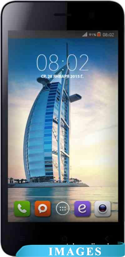BQ-Mobile Dubai Black BQS-4503
