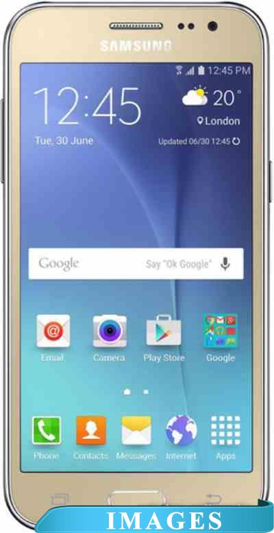 Samsung Galaxy J2 Gold J200H/DS