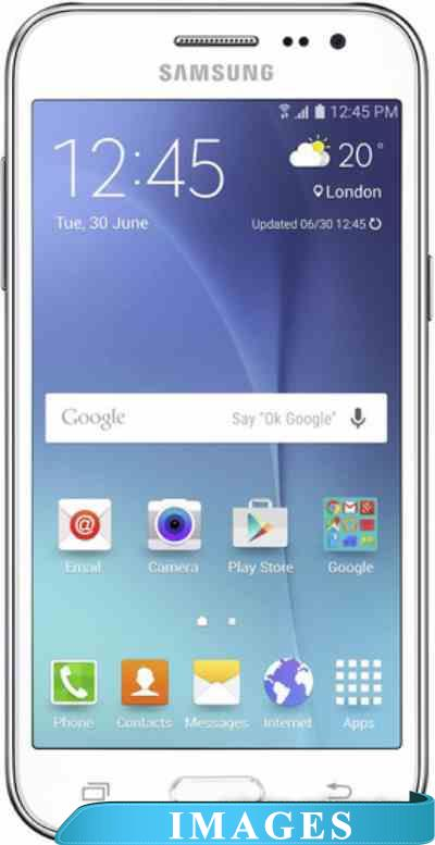 Samsung Galaxy J2 White J200H/DS