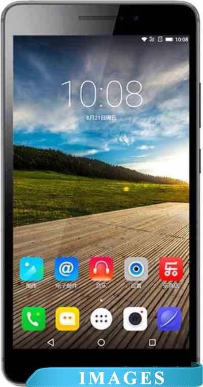 Lenovo Phab Plus Gunmetal Grey