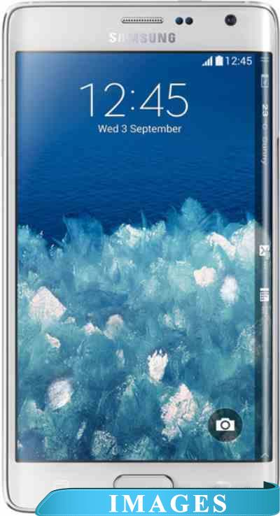 Samsung Galaxy Note edge 32GB (N915G) White