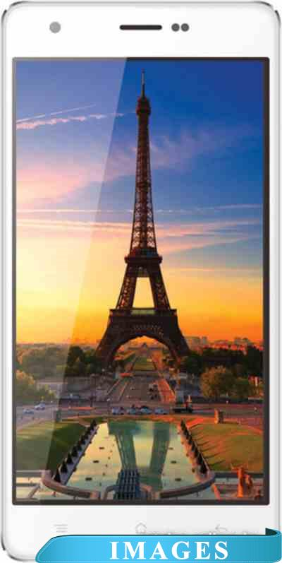 BQ-Mobile Paris (BQS-5004) White