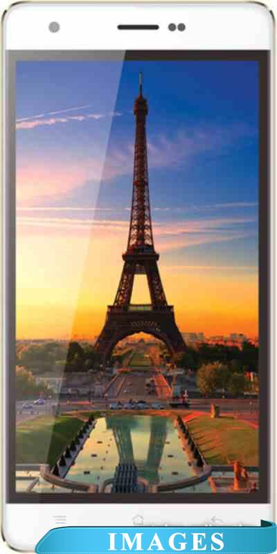 BQ-Mobile Paris (BQS-5004) Gold