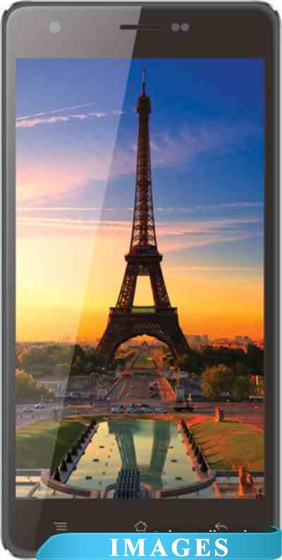 BQ-Mobile Paris (BQS-5004) Black