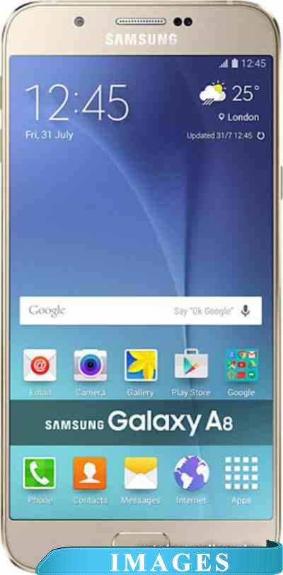 Samsung A8 (A8000) Champagne Gold