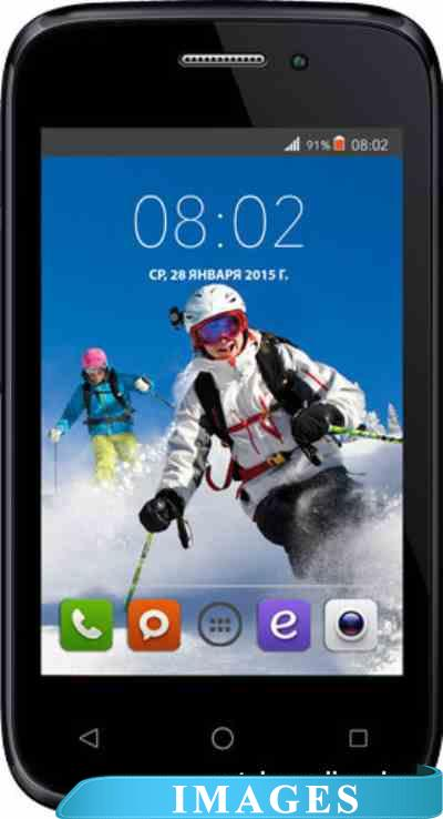 BQ-Mobile Aspen Mini (BQS-3510) Black