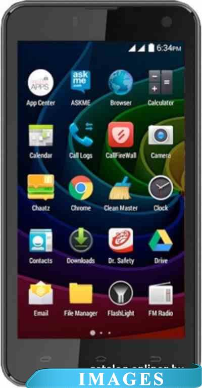 Micromax Bolt Q335 Grey