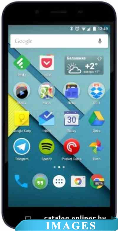 Micromax Canvas Spark 2 (Q391) Black