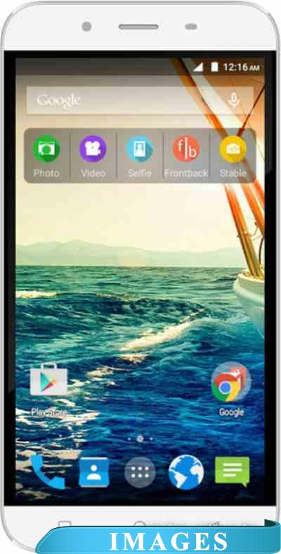 Micromax Canvas Spark 2 (Q391) White