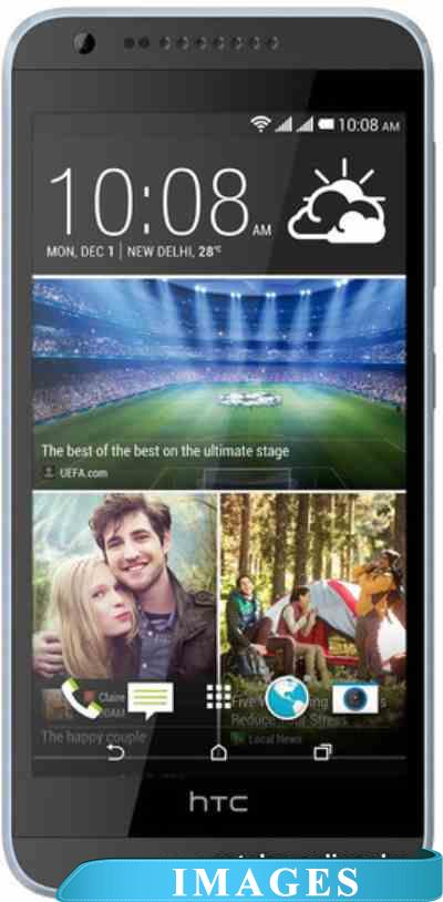 HTC 820G dual sim Milky-way Gray