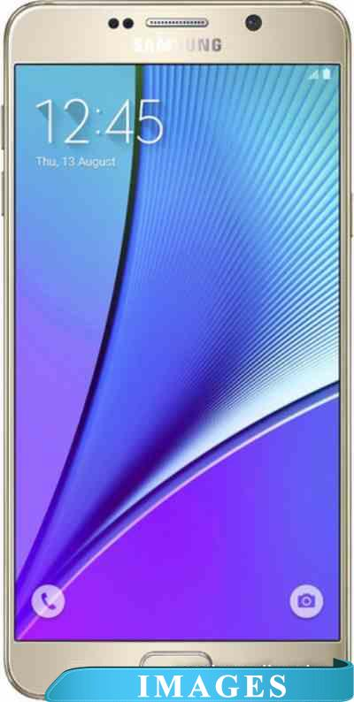 Samsung Galaxy Note 5 Duos (32GB) Gold Platinum