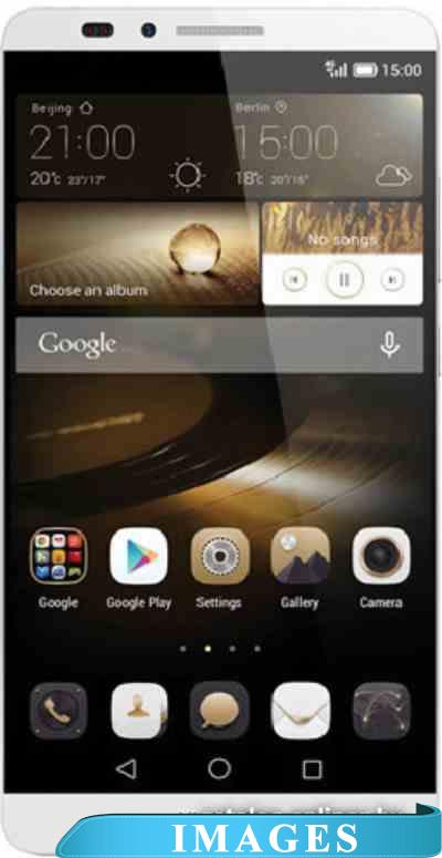 Huawei Ascend Mate7 (16GB) (MT7-L09) Moonlight Silver