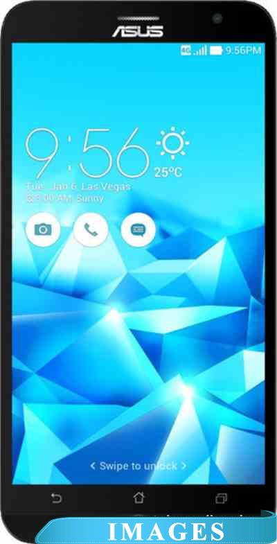 ASUS Zenfone 2 Deluxe (128GB) (ZE551ML) White
