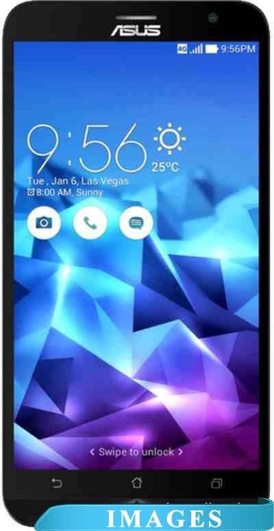 ASUS Zenfone 2 Deluxe (64GB) (ZE551ML) Purple