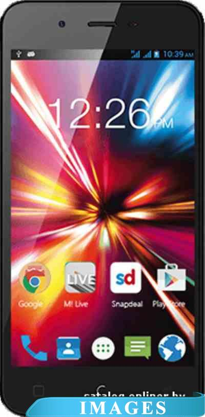 Micromax Canvas Spark Black Q380